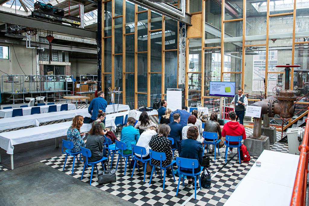 Inspirerende vergaderlocaties Eindhoven